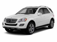 Pre-Owned 2011 Mercedes-Benz M-Class ML 350 SUV