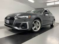 Used 2021 Audi A5 For Sale at Burdick Nissan | VIN: WAUDACF53MA001255