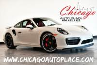 2019 Porsche 911 Turbo - 3.8L TWIN-TURBOCHARGED 6-CYL ENGINE RED LEATHER HEATED/COOLED SEATS NAVIGATION BACKUP CAMERA PARKING SENSORS XENONS