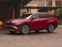 Used 2021 Toyota Highlander Hybrid Platinum FWD