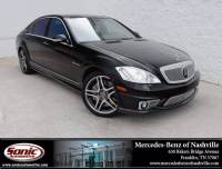 2009 Mercedes-Benz S-Class 6.0L V12 AMG® in Franklin
