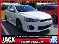 Used 2016 Mitsubishi Lancer GT For Sale in Thorndale, PA | Near West Chester, Malvern, Coatesville, & Downingtown, PA | VIN: JA32U8FW3GU000695