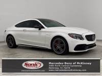 2019 Mercedes-Benz AMG C 63 AMG® C 63 S Coupe in McKinney