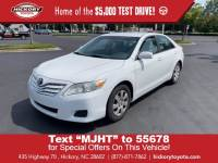 Used 2011 Toyota Camry 4dr Sdn I4 Auto