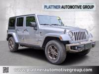 Pre-Owned 2017 Jeep Wrangler Unlimited 75th Anniversary SUV