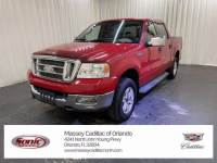 Pre-Owned 2004 Ford F-150 4WD SuperCrew Styleside 5-1/2 Ft Box XLT VIN1FTPW14534KD92362 Stock NumberTKD92362