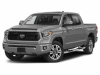 Pre-Owned 2020 Toyota Tundra 4WD Platinum