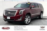 Pre-Owned 2019 Cadillac Escalade ESV RWD Premium Luxury VIN1GYS3JKJ0KR152946 Stock NumberMKR152946