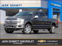 Pre-Owned 2018 Ford F-150 LARIAT VIN 1FTFW1E12JFD49076 Stock Number 13860P