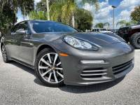 Used 2016 Porsche Panamera 4 EDITION AWD CARFAX CERT LOADED