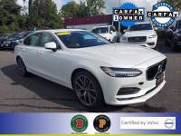 Certified Used 2018 Volvo S90 T5 AWD Momentum in Crystal White Pearl For Sale in Somerville NJ   SP0523