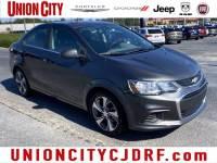 Used 2019 Chevrolet Sonic Premier Auto For Sale Near Atlanta, Marietta , Newnan, Stockbridge, & College Park, GA   1G1JF5SB4K4124338