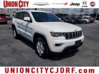 Used 2017 Jeep Grand Cherokee Laredo 4x4 For Sale Near Atlanta, Marietta , Newnan, Stockbridge, & College Park, GA | 1C4RJFAG1HC826157
