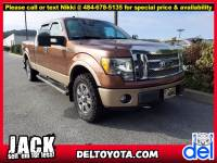 Used 2012 Ford F-150 Lariat For Sale in Thorndale, PA | Near West Chester, Malvern, Coatesville, & Downingtown, PA | VIN: 1FTFW1E62CFB38037
