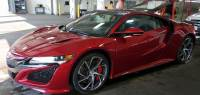 Certified Used 2020 Acura NSX Base for sale. West Palm Beach FL, #POH000109