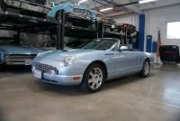 2004 Ford Thunderbird Premium Convertible with factory hardtop Deluxe