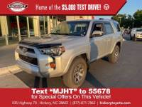 Used 2018 Toyota 4Runner TRD Off Road 4WD