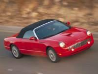 Used 2003 Ford Thunderbird Base Convertible