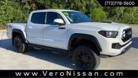 Used 2017 Toyota Tacoma TRD Pro Double Cab 5' Bed V6 4x4 MT