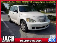 Used 2008 Chrysler PT Cruiser 4DR BASE For Sale in Thorndale, PA   Near West Chester, Malvern, Coatesville, & Downingtown, PA   VIN: 3A8FY48B88T165625