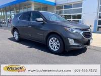 Certified Pre-Owned 2018 Chevrolet Equinox FWD LT