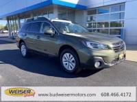 Pre-Owned 2019 Subaru Outback 2.5i Premium