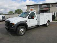 Used 2008 Ford F-550 Service Utility Truck