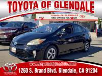 Used 2012 Toyota Prius for Sale at Dealer Near Me Los Angeles Burbank Glendale CA Toyota of Glendale | VIN: JTDKN3DUXC5398978
