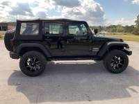 Used 2010 Jeep Wrangler Unlimited Sport Convertible