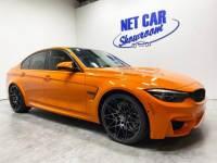 2018 BMW M3 1 OF 1 FIRE ORANGE
