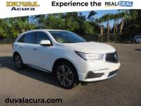 Used 2020 Acura MDX Jacksonville, FL | VIN: 5J8YD3H55LL004977