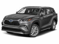 2021 Toyota Highlander Hybrid Hybrid Platinum