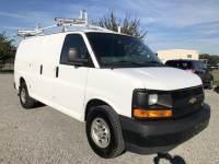 2017 Chevrolet Express 2500 Cargo Van w/ Ladder Rack & Bins