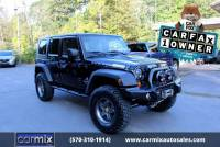 Used 2007 Jeep Wrangler Unlimited Rubicon