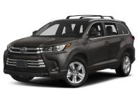 Predawn Gray Mica Used 2019 Toyota Highlander Limited Platinum V6 AWD For Sale in Moline IL   S22132B