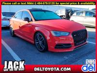 Used 2016 Audi S3 Premium Plus For Sale in Thorndale, PA   Near West Chester, Malvern, Coatesville, & Downingtown, PA   VIN: WAUB1GFF4G1025933