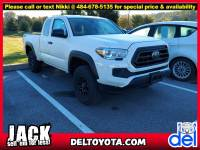 Used 2020 Toyota Tacoma 4WD SR For Sale in Thorndale, PA   Near West Chester, Malvern, Coatesville, & Downingtown, PA   VIN: 3TYSZ5AN3LT004894