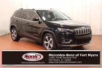 Pre-Owned 2019 Jeep Cherokee Limited in Fort Myers
