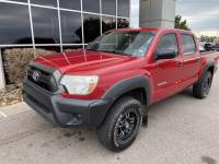 Used 2015 Toyota Tacoma 2WD Double Cab Short Bed V6 Automatic PreRunner