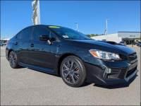 Certified Pre-Owned 2018 Subaru WRX For Sale in North Charleston SC   VIN: JF1VA1A64J9808396