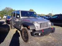 Used 2017 Jeep Wrangler JK Unlimited Rubicon 4x4 in Gaithersburg