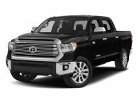 Used 2017 Toyota Tundra 4WD 4WD Limited CrewMax 5.5' Bed 5.7L FFV