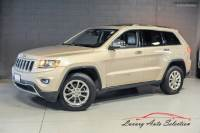 2014 Jeep Grand Cherokee Limited 4x4 4dr SUV