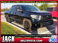 Used 2021 Toyota Tundra Limited For Sale in Thorndale, PA | Near West Chester, Malvern, Coatesville, & Downingtown, PA | VIN: 5TFHY5F11MX023535