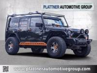 Pre-Owned 2007 Jeep Wrangler Unlimited Sahara SUV