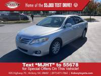 Used 2010 Toyota Camry 4dr Sdn I4 Auto XLE